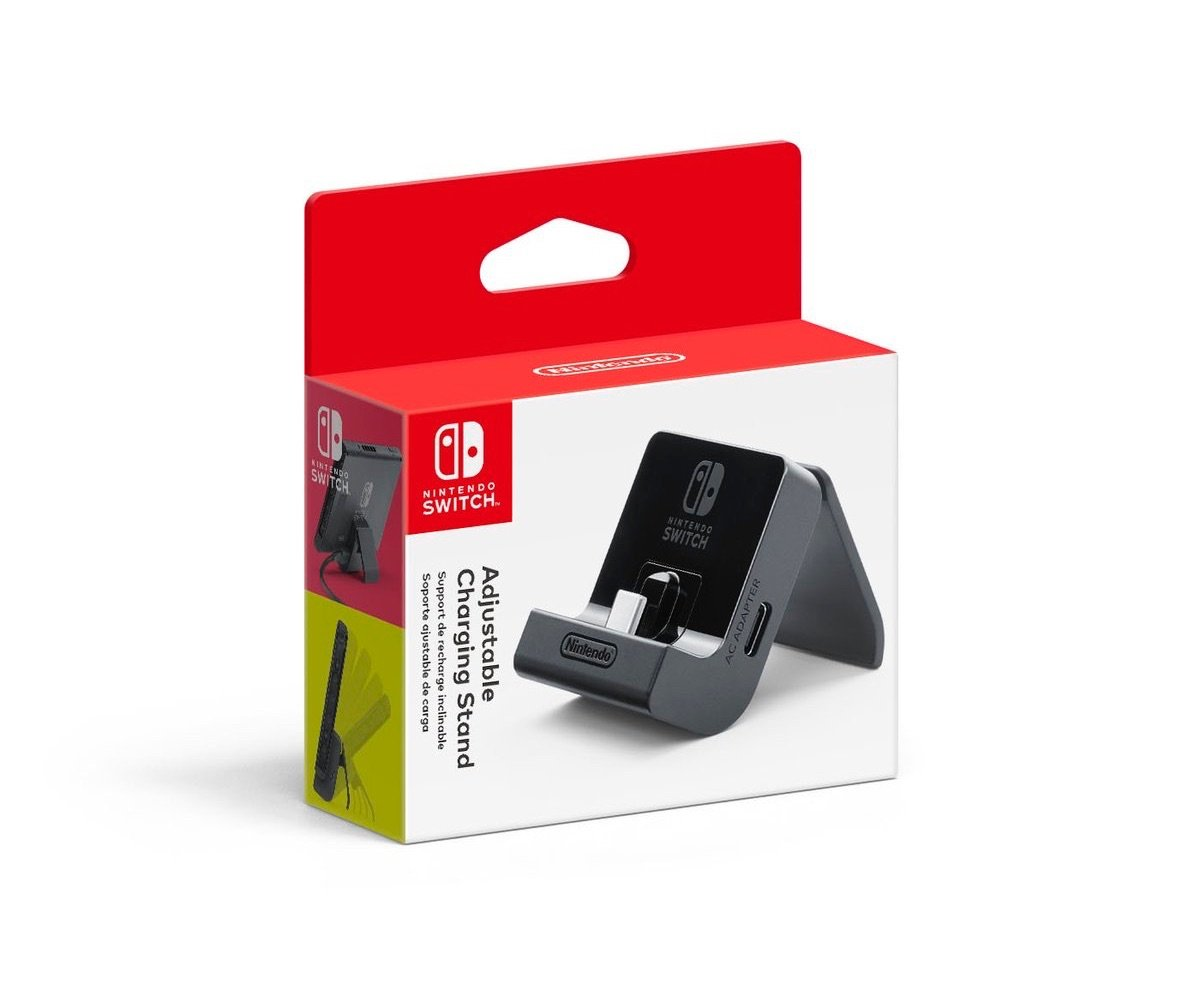Nintendo Switch Dock Portabel
