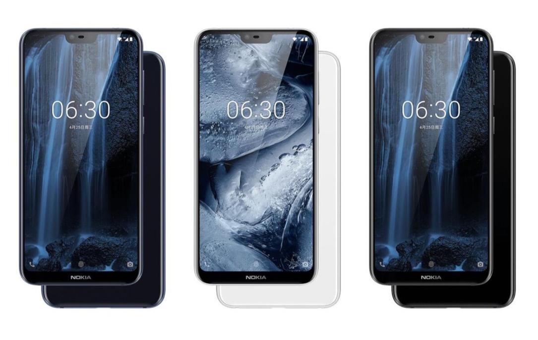 Nokia X6 Farben