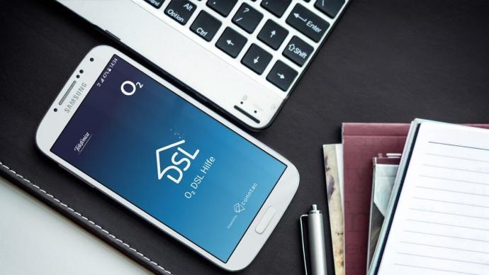 neue hilfe app f r o2 dsl. Black Bedroom Furniture Sets. Home Design Ideas
