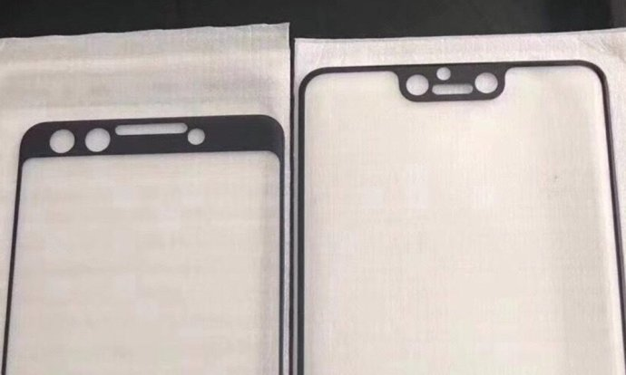 Pixel 3 Notch Leak