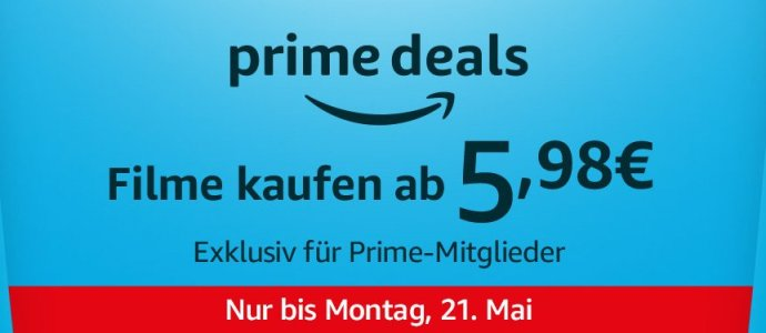 Prime Deals Filme Kaufen