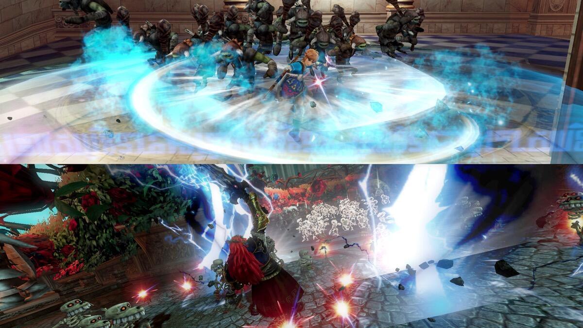 Switch Hyrule Warriors Test2
