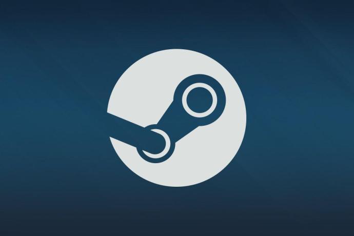 Valve Steam Logo