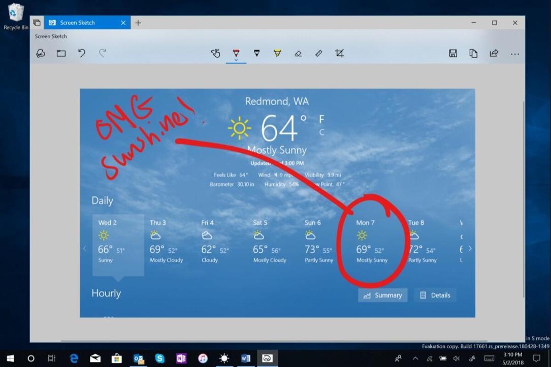 Windows 10 Screenshot Tool
