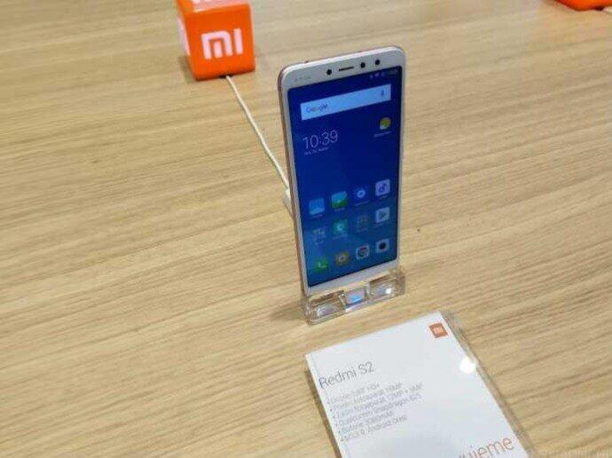 Xiaomi Redmi S2 Leak