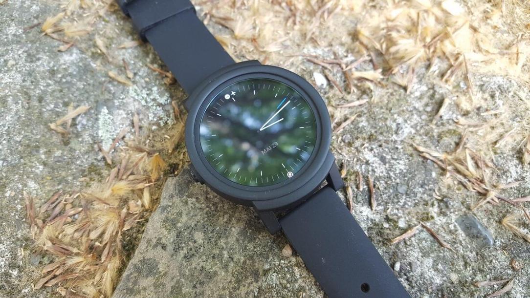 Ticwatch Express