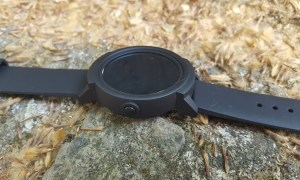 Ticwatch E Button 2