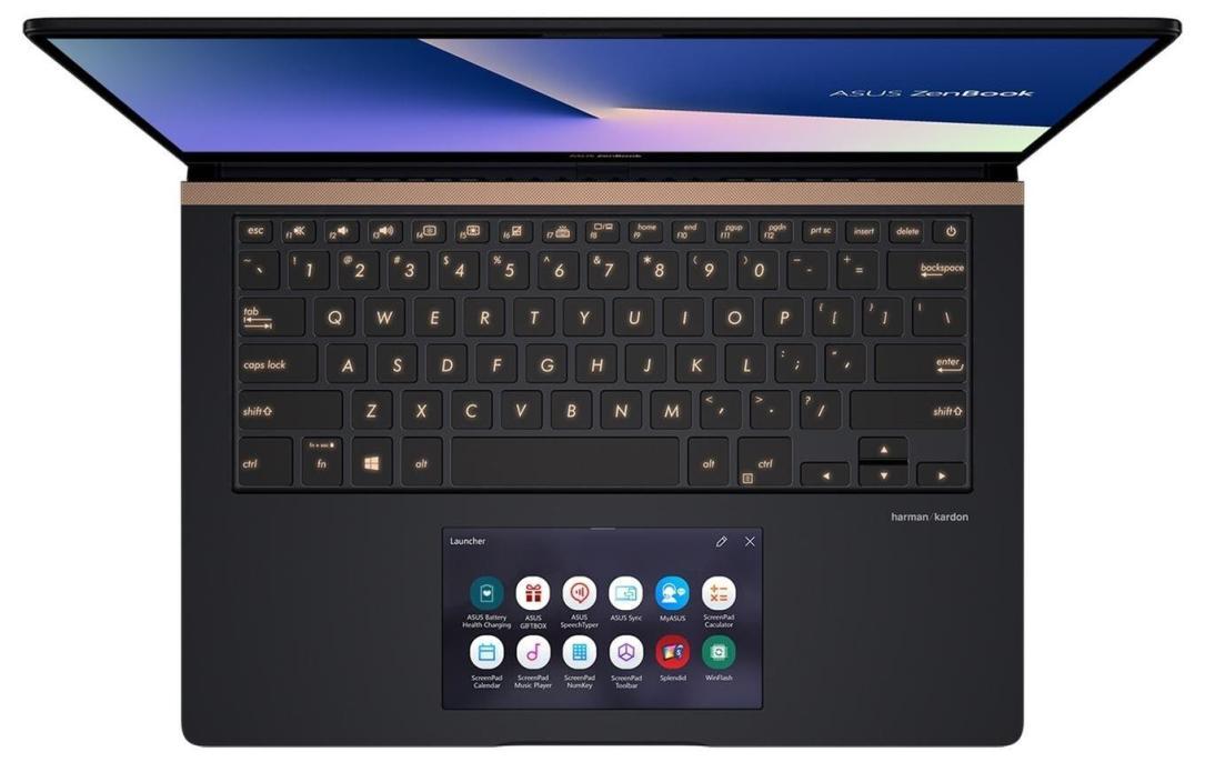 Asus Zenbook Pro Screenpad 2