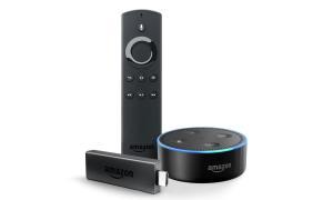Echo Dot Bundle Fire Tv Stick