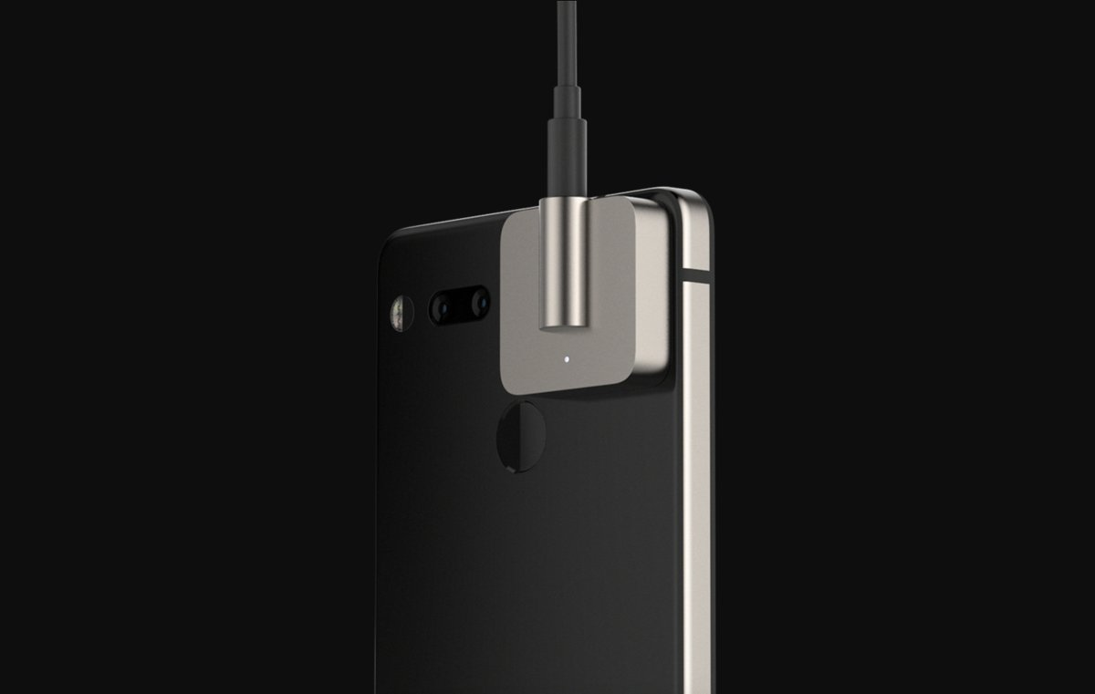 Essential Phone Klinke