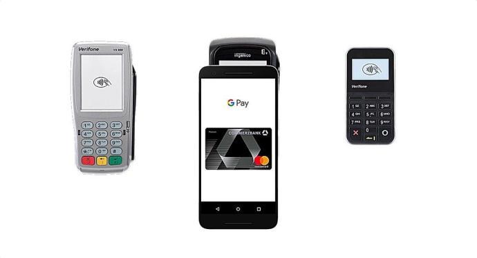 Google Pay Header
