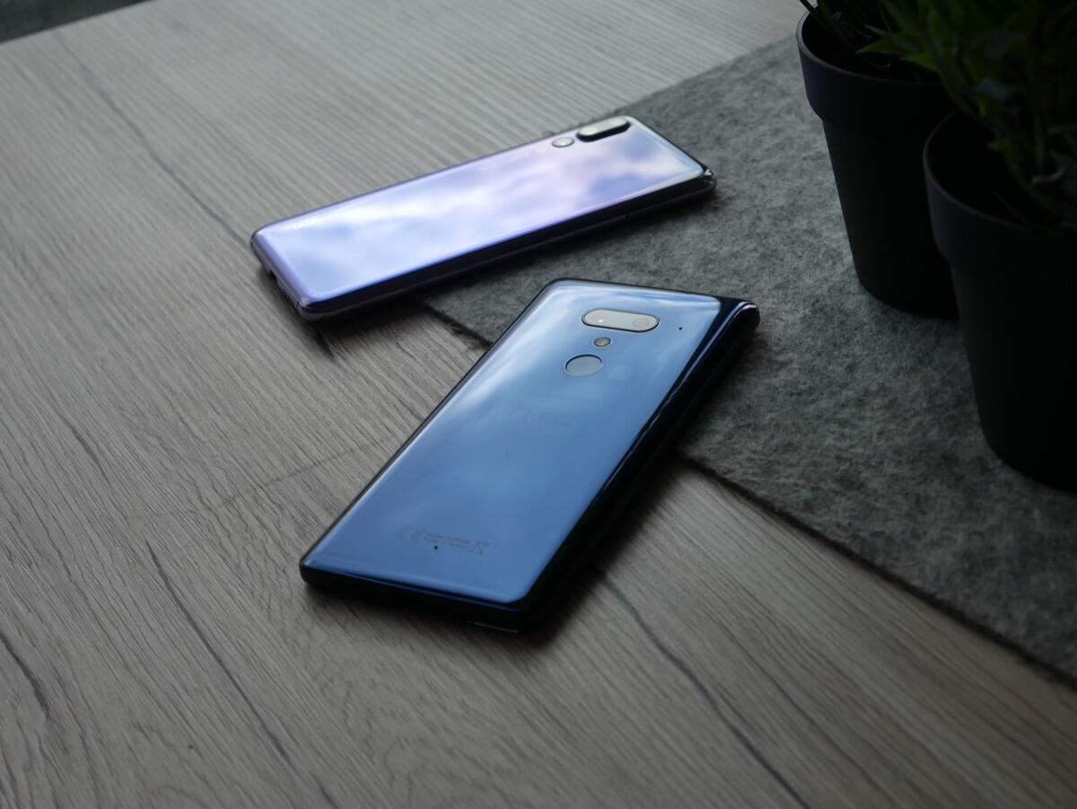 Htc U12 Huawei P20 Pro Vergleich4