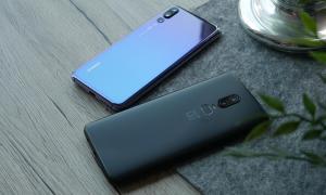 Huawei P20 Pro Oneplus 6 Header