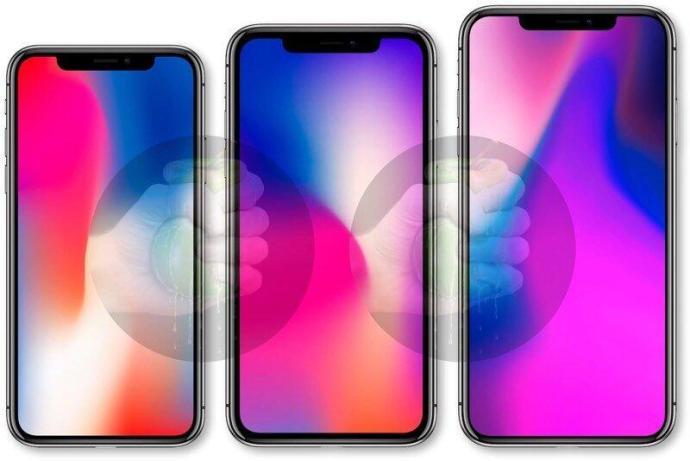 Iphone 2018 Render