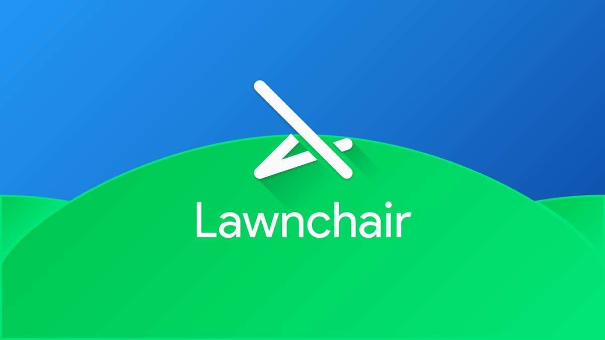 Lawnchair Launcher Header