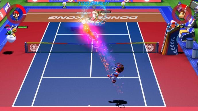 Mario Tennis Aces Screen1