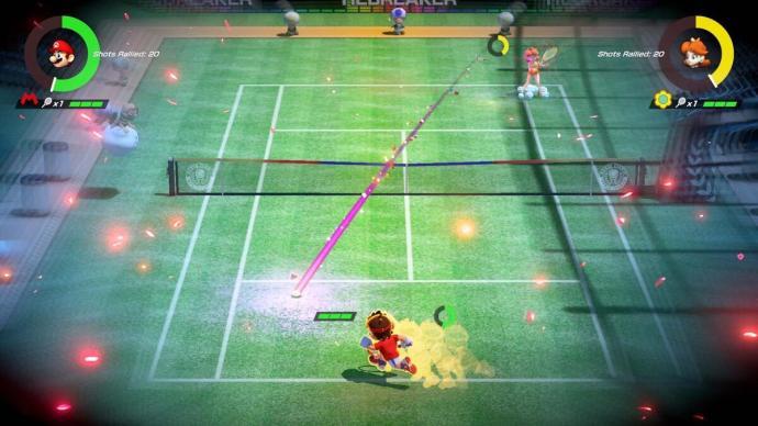 Mario Tennis Aces Screen2