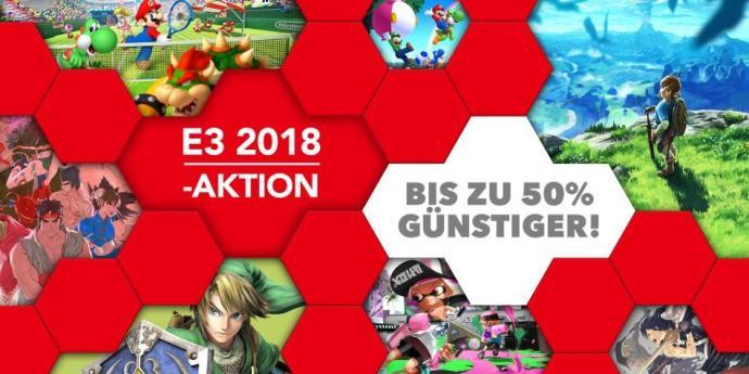 Nintendo E3 2018 Sale