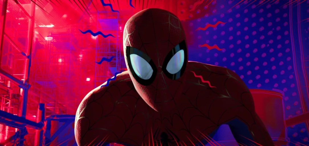 Spider Man Anime