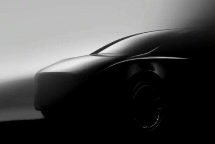 Tesla Model Y Teaser