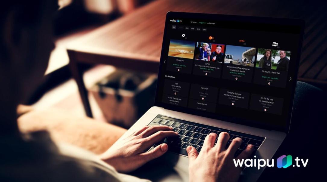 Waiputv Web