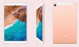 Xiaomi Mi Pad 4 Leak 1