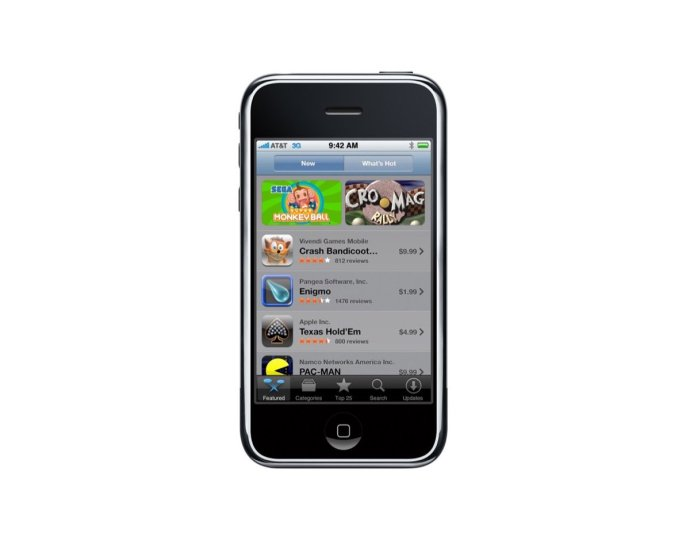 Apple App Store 2008