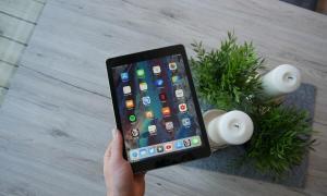 Apple Ipad 2018 Test4