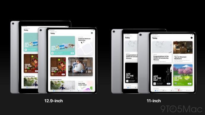 Apple Ipad Pro 2018 Konzept