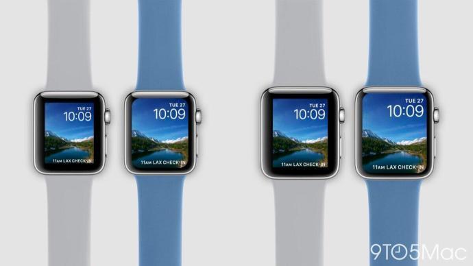 Apple Watch Series 4 Konzept
