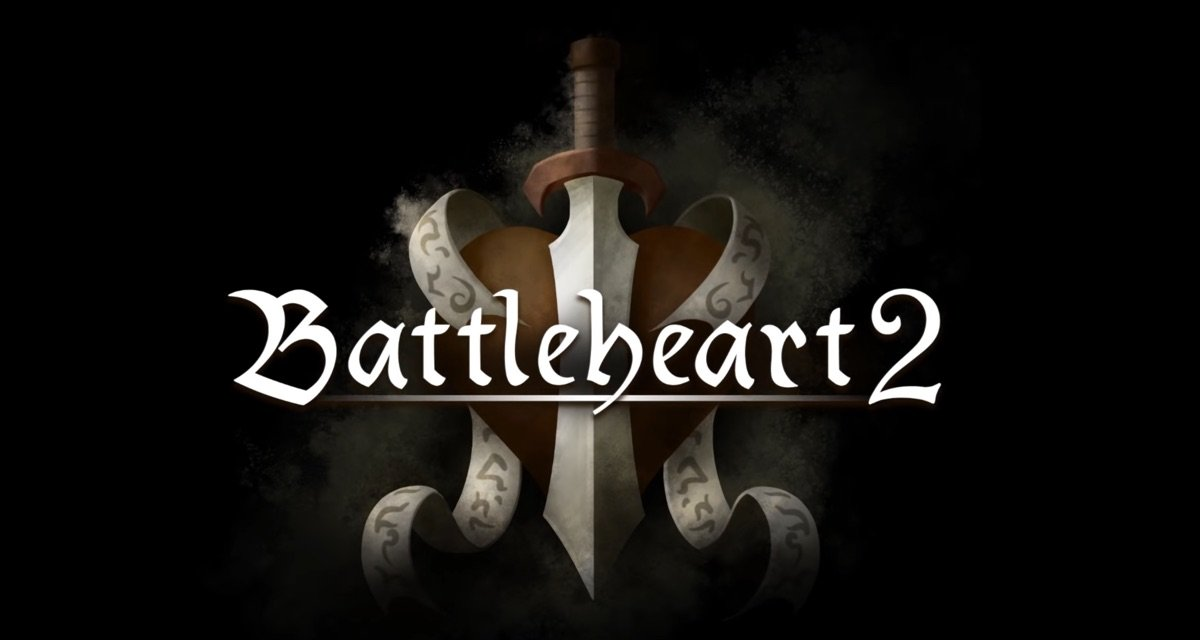 Battleheart 2 Logo Header