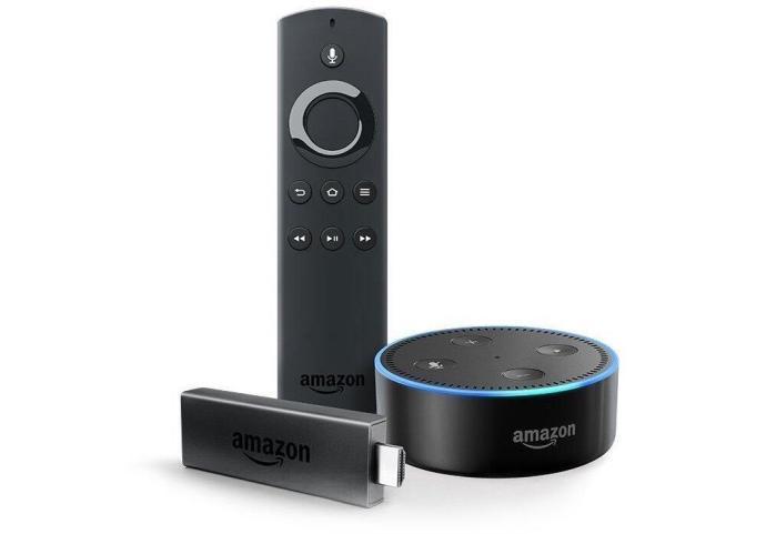 Echo Dot Fire Tv Stick