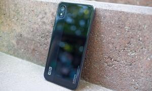 Elephone A4 Back