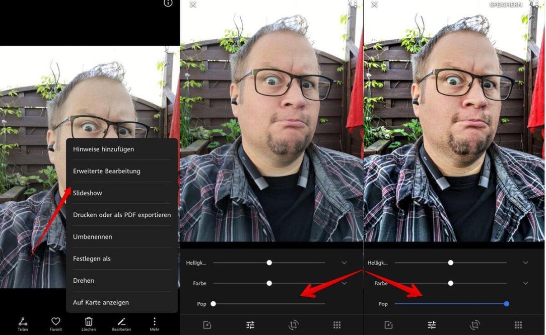 Huawei Honor Selfie Tipp
