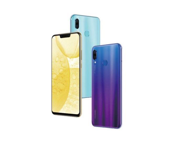 Huawei Nova 3 Farben