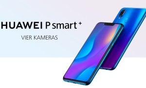 Huawei P Smart+ Header