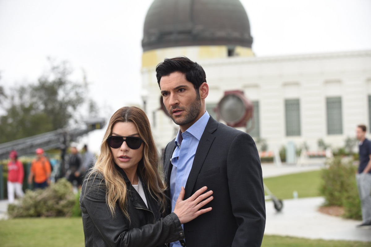 Lucifer Amazon Prime Video