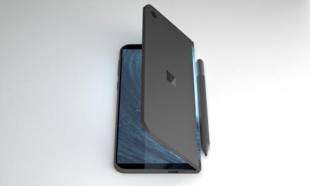 Microsoft Andromeda Konzept