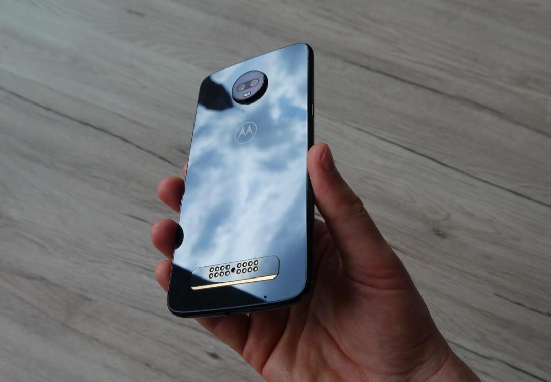 Moto Z3 Play Header