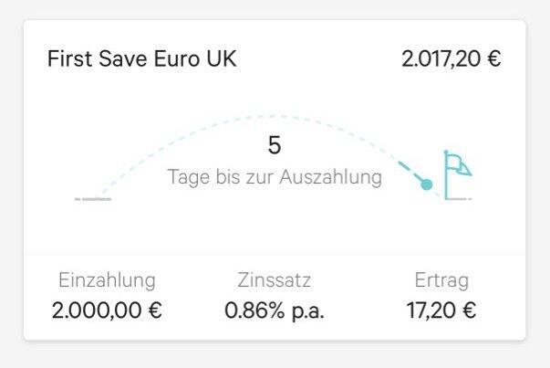 N26 Savings 5