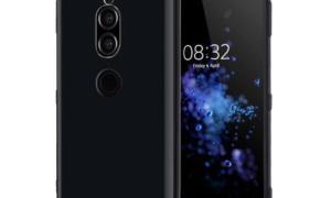 Sony Xperia Xz3 Case Leak Black