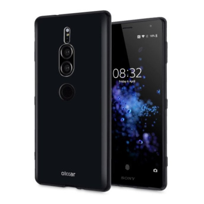 Sony Xperia Xz3 Case Leak Black