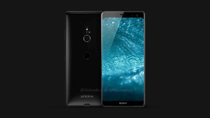 Sony Xperia Xz3 Leak1