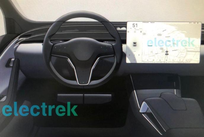 Tesla: Model S und Model X bekommen 2019 wohl ein neues Interieur
