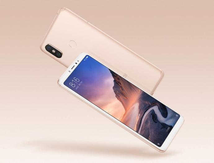 Xiaomi Mi Max 3 Gold