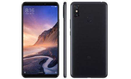 Xiaomi Mi Max 3 Header