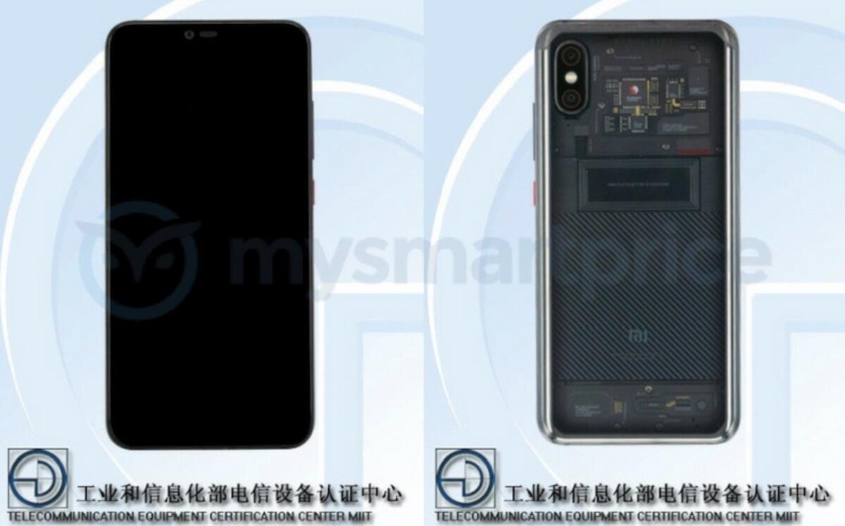 Xiaomi Mi Note 4 Tenaa