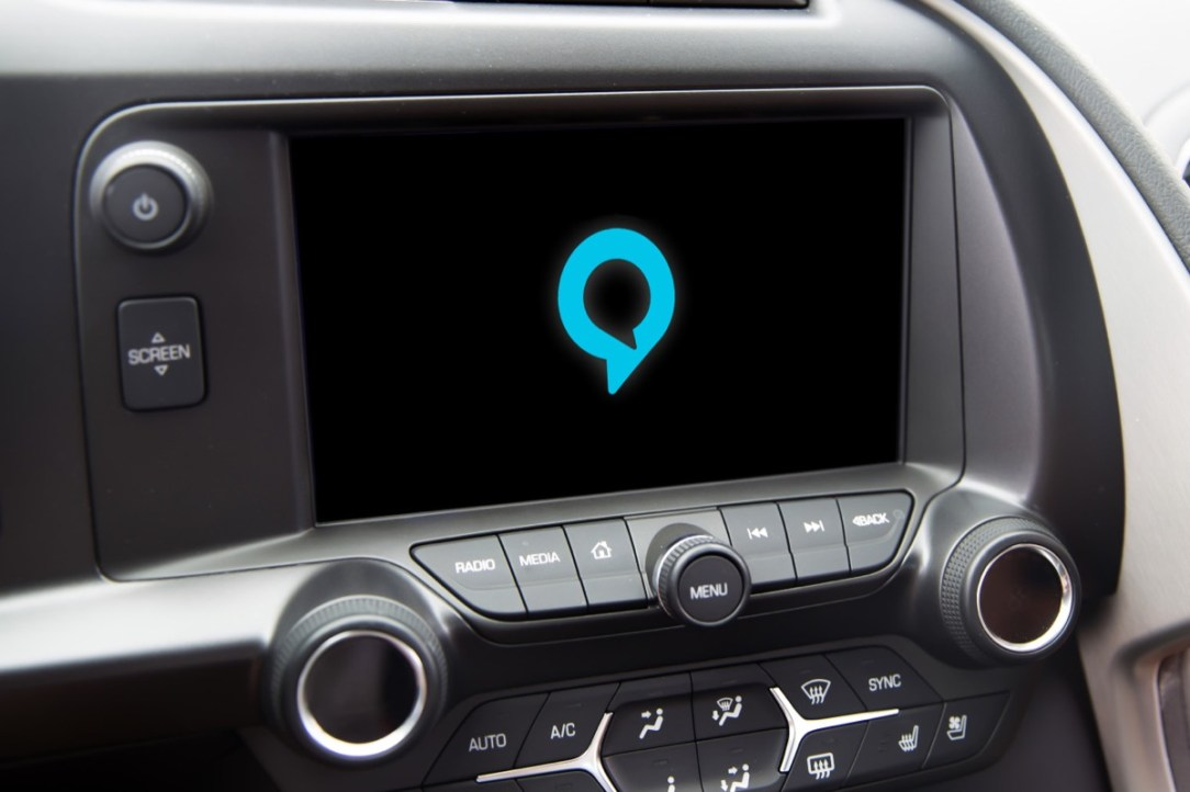 Alexa Auto Dashboard