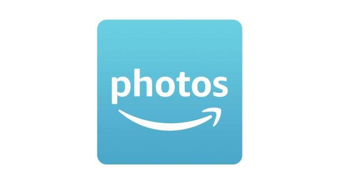 Amazon Photos Header Icon Logo