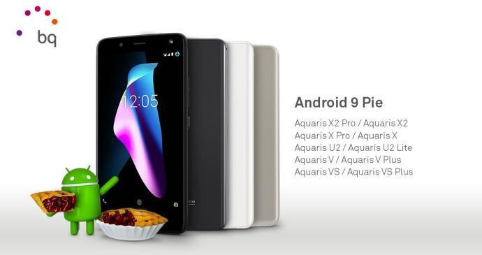Bq Android 9 Pie